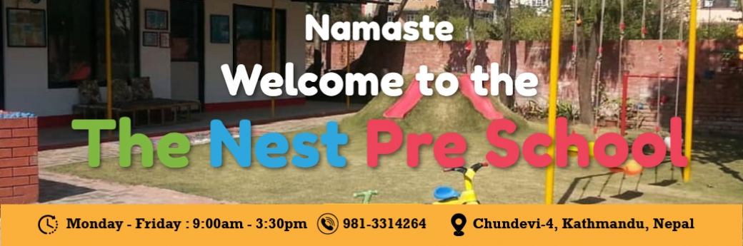 About The Nest Preschool